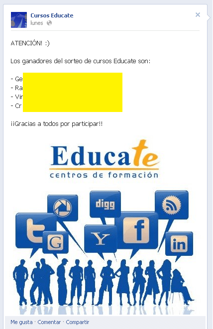 promo cursos educate