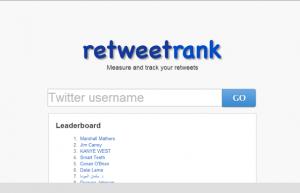 Medir influencia en Twitter