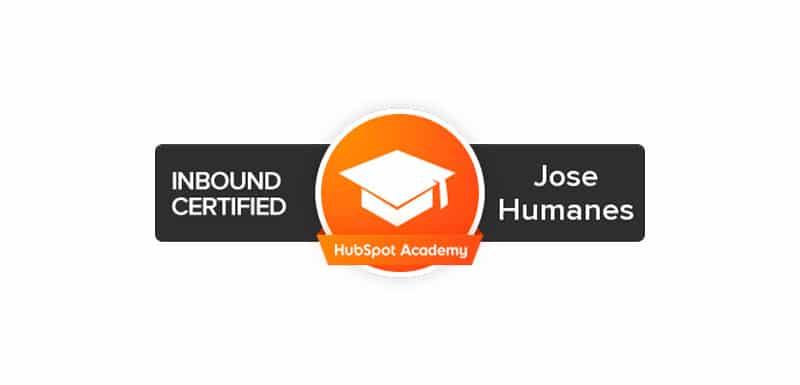 Obteniendo la Inbound Certification de Hubspot Academy