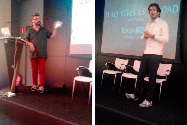 Mi primer evento como Delegado Territorial de AERCO-PSM en Madrid: #AERCOtransmedia
