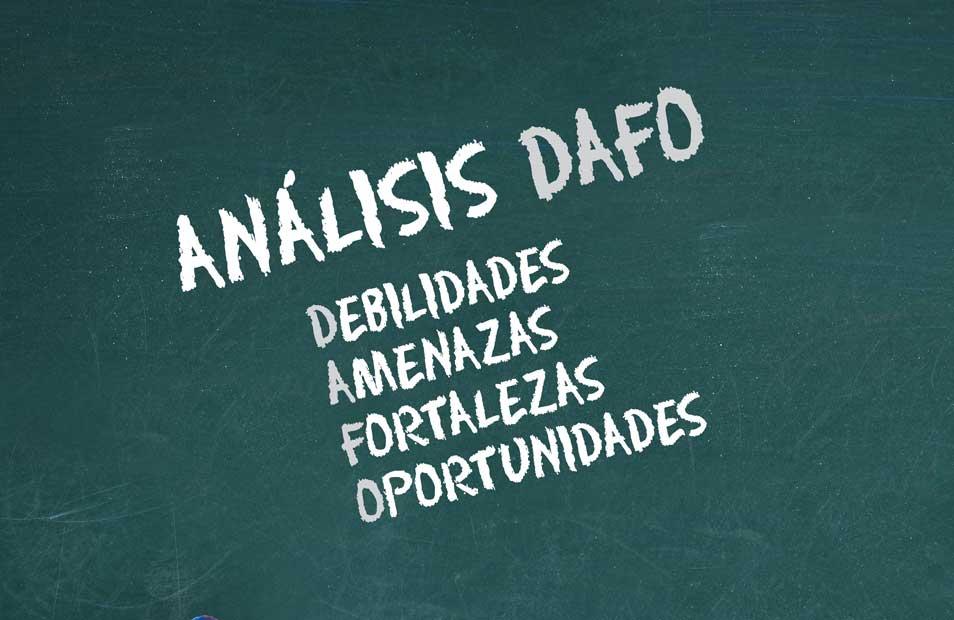 Crea tu primer análisis DAFO sin morir en el intento