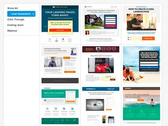 Instapage, Herramienta para mejorar tu Mojo en Email marketing
