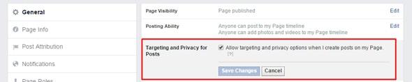 Aprendiendo a optimizar nuestras publicaciones utilizando la segmentación en Facebook