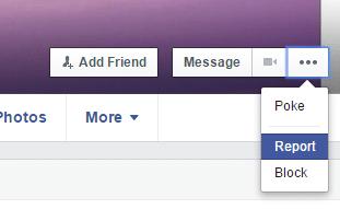 Ayuda a que las marcas no usen perfiles personales en Facebook