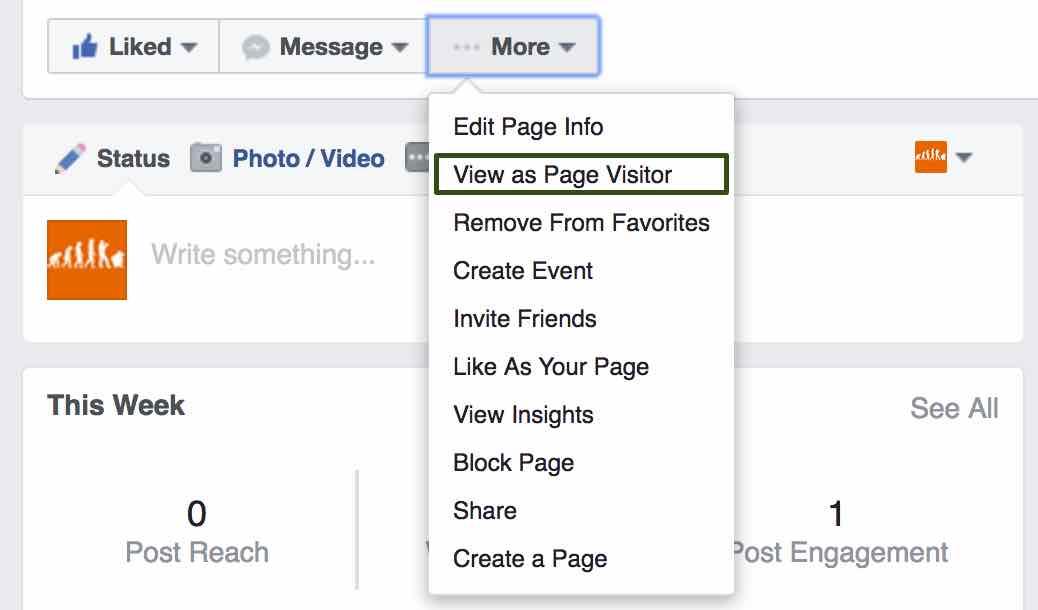 Conoce las plantillas para las páginas de Facebook